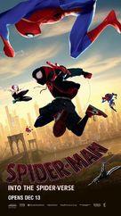 Spider-Man: Into the Spider-Verse - Singaporean Movie Poster (xs thumbnail)