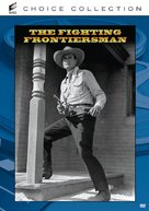 The Fighting Frontiersman - DVD cover (xs thumbnail)