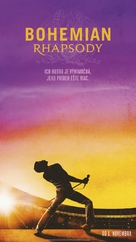 Bohemian Rhapsody - Slovak Movie Poster (xs thumbnail)