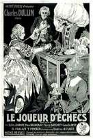 Le joueur d'échecs - French Movie Poster (xs thumbnail)