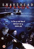 Snakehead Terror - British DVD cover (xs thumbnail)