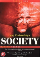 Society - British DVD movie cover (xs thumbnail)