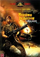 Missing in Action - Danish DVD movie cover (xs thumbnail)