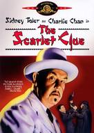 The Scarlet Clue - DVD cover (xs thumbnail)