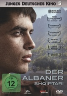Der Albaner - German DVD cover (xs thumbnail)