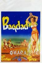 Bagdad - Belgian Movie Poster (xs thumbnail)
