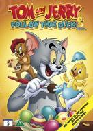 """""""Tom and Jerry"""" - Danish DVD movie cover (xs thumbnail)"""