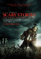 Scary Stories to Tell in the Dark - Malaysian Movie Poster (xs thumbnail)