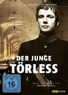 Junge Törless, Der - German Movie Cover (xs thumbnail)
