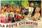 La route enchantée - French Movie Poster (xs thumbnail)