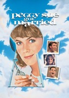 Peggy Sue Got Married - Movie Poster (xs thumbnail)
