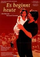 Ça commence aujourd'hui - German Movie Poster (xs thumbnail)