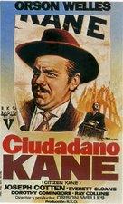 Citizen Kane - Spanish Movie Poster (xs thumbnail)