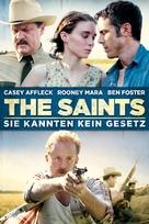 Ain't Them Bodies Saints - German Movie Cover (xs thumbnail)