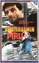 Amsterdamned - Finnish VHS movie cover (xs thumbnail)