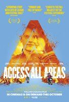 Access All Areas - British Movie Poster (xs thumbnail)