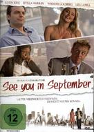 See You in September - German Movie Cover (xs thumbnail)