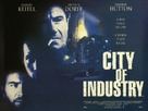 City of Industry - British Theatrical poster (xs thumbnail)