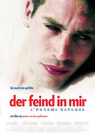 L'ennemi naturel - German Movie Cover (xs thumbnail)