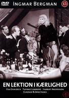 Lektion i kärlek, En - Danish DVD cover (xs thumbnail)
