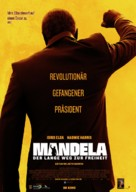 Mandela: Long Walk to Freedom - German Movie Poster (xs thumbnail)
