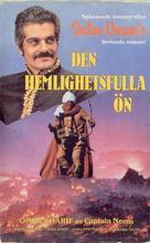 Isla misteriosa y el capitán Nemo, La - Swedish Movie Cover (xs thumbnail)