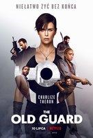 The Old Guard - Polish Movie Poster (xs thumbnail)