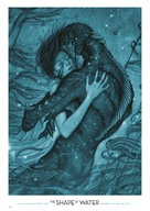 The Shape of Water - Swedish Movie Poster (xs thumbnail)