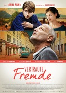 Vertraute Fremde - German Movie Poster (xs thumbnail)