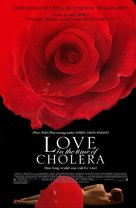 Love in the Time of Cholera - Movie Poster (xs thumbnail)