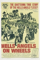Hells Angels on Wheels - Movie Poster (xs thumbnail)