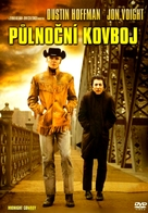 Midnight Cowboy - Czech DVD cover (xs thumbnail)