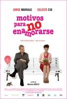 Motivos para no enamorarse - Argentinian Movie Poster (xs thumbnail)
