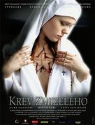 Krev zmizelého - Czech poster (xs thumbnail)
