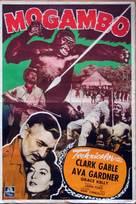 Mogambo - Romanian Movie Poster (xs thumbnail)