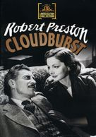Cloudburst - DVD cover (xs thumbnail)
