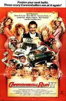 Cannonball Run 2 - Movie Poster (xs thumbnail)