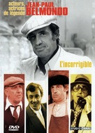 L'incorrigible - French DVD cover (xs thumbnail)