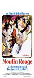 Moulin Rouge - Italian Movie Poster (xs thumbnail)