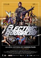 Electric Boogaloo: The Wild, Untold Story of Cannon Films - Spanish Movie Poster (xs thumbnail)