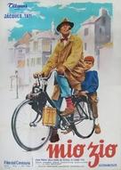 Mon oncle - Italian Movie Poster (xs thumbnail)