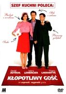 Invitè, L' - Polish Movie Cover (xs thumbnail)