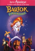 Bartok the Magnificent - French DVD cover (xs thumbnail)