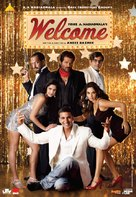Welcome - Indian Movie Poster (xs thumbnail)