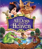 All Dogs Go to Heaven - Blu-Ray cover (xs thumbnail)