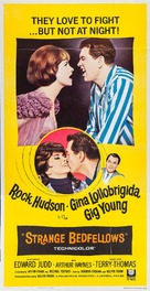 Strange Bedfellows - Movie Poster (xs thumbnail)