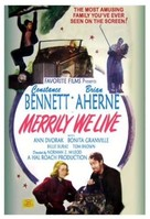 Merrily We Live - Movie Poster (xs thumbnail)