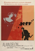Jeff - Argentinian Movie Poster (xs thumbnail)