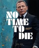 No Time to Die - Australian Movie Poster (xs thumbnail)