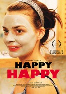 Sykt lykkelig - Swiss Movie Poster (xs thumbnail)